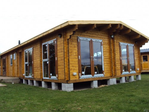 Log Cabin - Anglesey